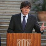 Llama Puigdemont a la oposición democrática ante intervención de España en Gobierno catalán