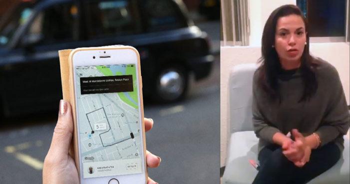 Conductor de Uber acosa sexualmente a pasajera, la empresa no dice si fue despedido
