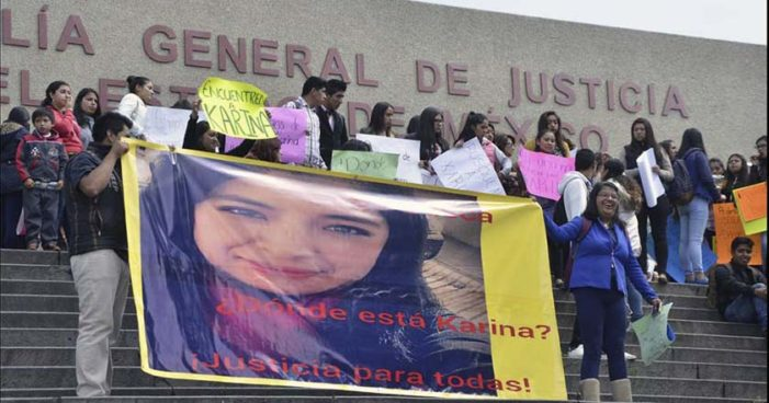 Detienen a joven por el asesinato de Karina Quiroz, su ex novia