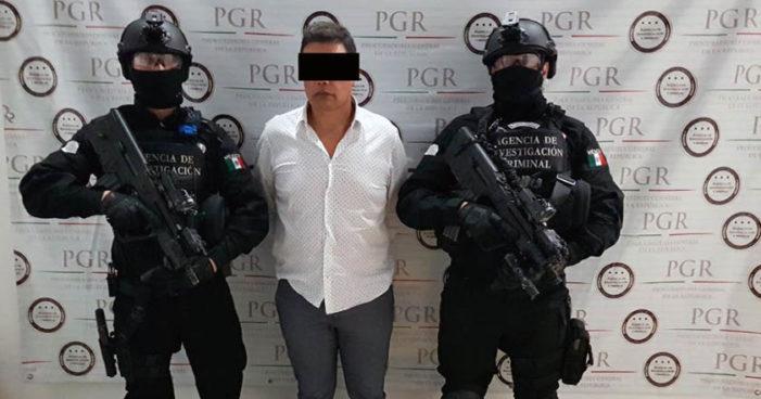 Detienen en Ciudad de México a uno de los más buscados por la DEA