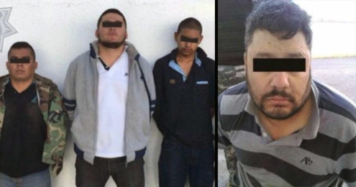 Capturan a 'El Tigre' líder de un cártel en Chihuahua
