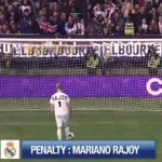 Rajoy mete 'gol más triste de la historia' en clásico Barcelona vs Real Madrid (Humor, video)