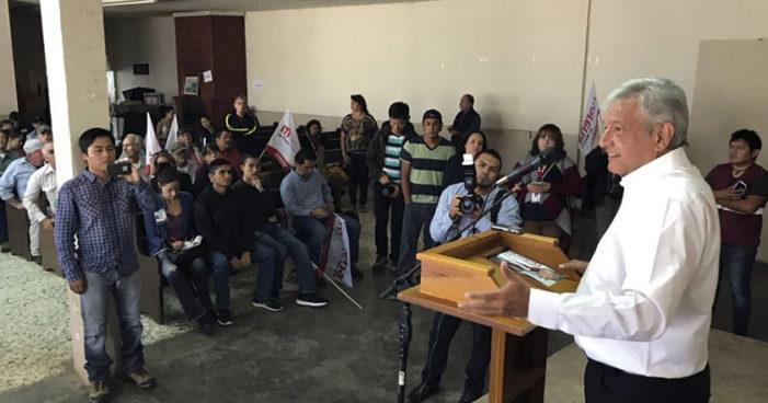 'México tiene una gran deuda con sus pueblos originarios': AMLO