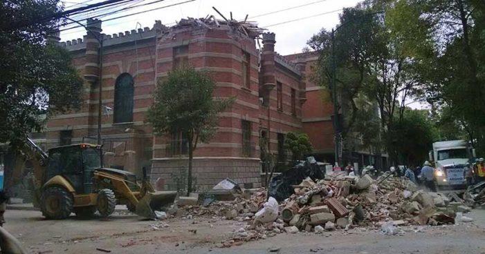 La gente no tiene que pagar gastos de reconstrucción, es injusto: especialistas UNAM