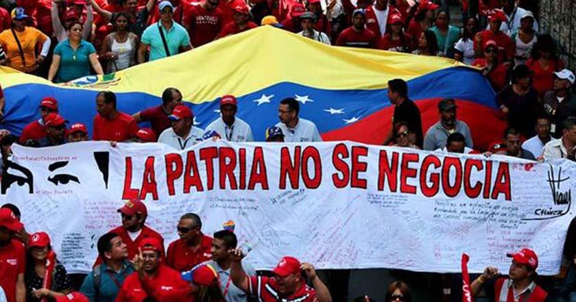 Presidente Nicolás Maduro anuncia ruptura de relaciones diplomáticas y políticas con Colombia