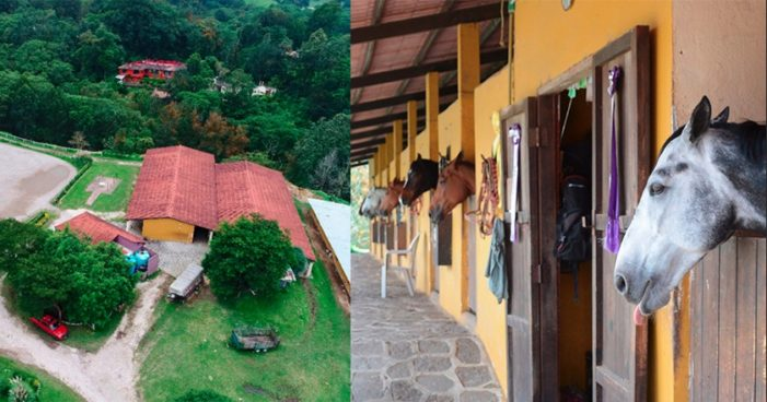 Publicita Televisa incautación del rancho de Karime Macías, esposa de Duarte