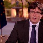 Declaración de independencia de España 'en cuestión de días': Puigdemont