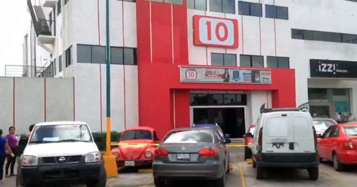 Quintana Roo: Atacaron a balazos instalaciones de Canal 10