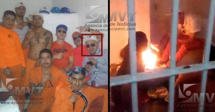Red criminal de 'El Tatos' en penales del Edomex tortura a reos para extorsionar a familias