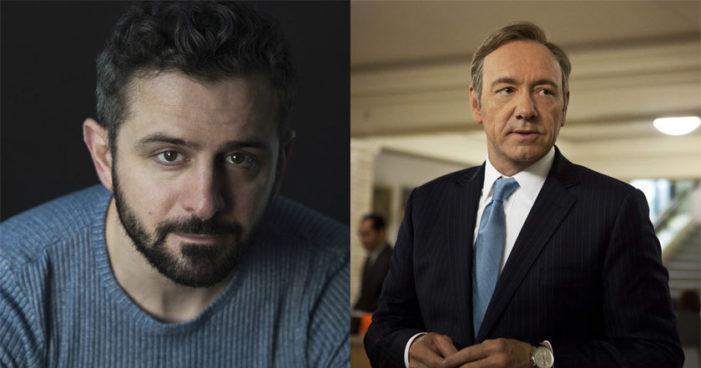 Actor mexicano relata acoso de Kevin Spacey, pero 'en México sucede lo mismo', denuncia