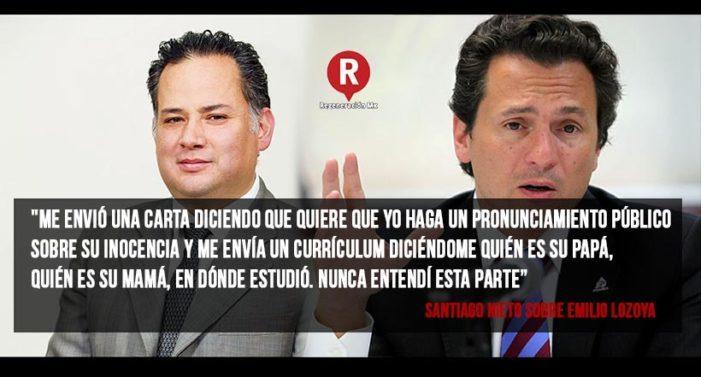 PGR destituye al Fiscal de la Fepade que denunció a Lozoya y a los Duarte