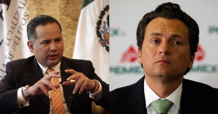 Santiago Nieto, quien denunció a Lozoya, impugnará su destitución