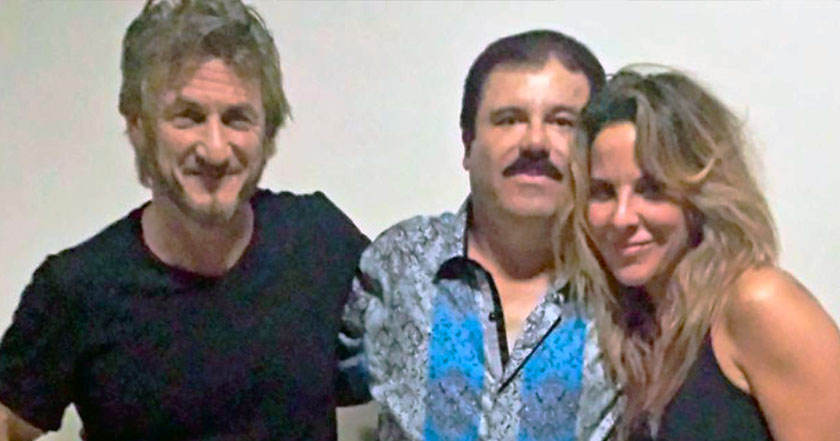 Sean Penn tratado boicotearnos Kate del Castillo chapo