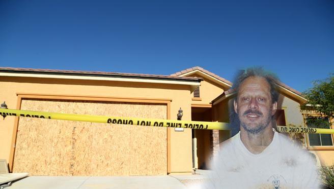 Stephen Paddock, el tiroteador de Las Vegas poseía un arsenal de armas