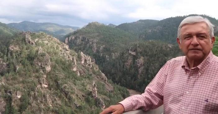 'Vamos a convertir el Triángulo Dorado en una región de prosperidad': AMLO