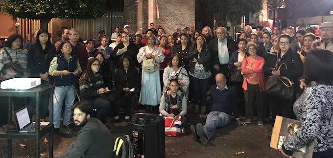 Vecinos convocan a marcha contra la corrupción inmobiliaria en Benito Juárez