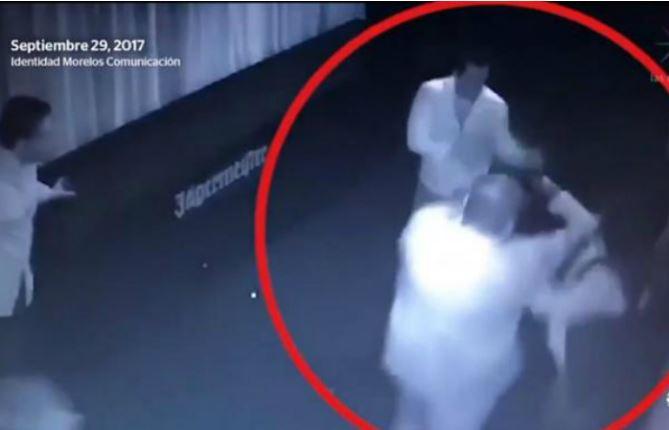 Por intentar defender a una mujer, matan a joven en antro de Cuernavaca (VIDEO)