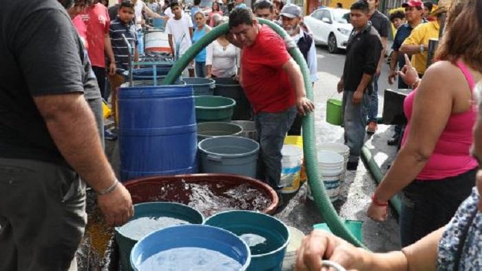 Al menos otras 3 semanas tardarán en resolver falta de agua tras sismo