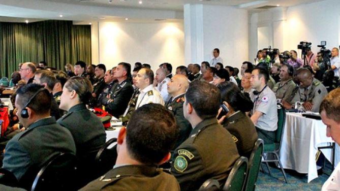 Ejército mexicano alerta a militares extranjeros para que se cuiden de robos en CDMX