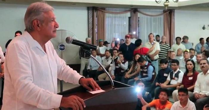 AMLO afirma que respeta la decisión de Zavala de dejar el PAN