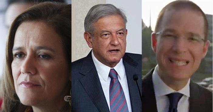 Salida de Zavala 'le pega' al Frente; sale ganando AMLO: Encuesta