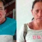 Vecinos furiosos voltean el auto de unos ladrones en Ecatepec