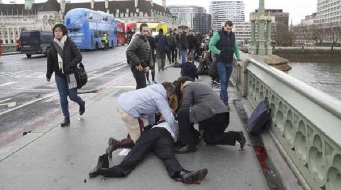 Liberan a sujeto que atropelló a 10 personas Londres