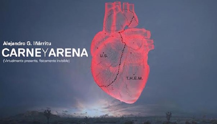 Carne y Arena, instalación que le valió el Oscar a Iñárritu cuesta 300 pesos por 6 minutos