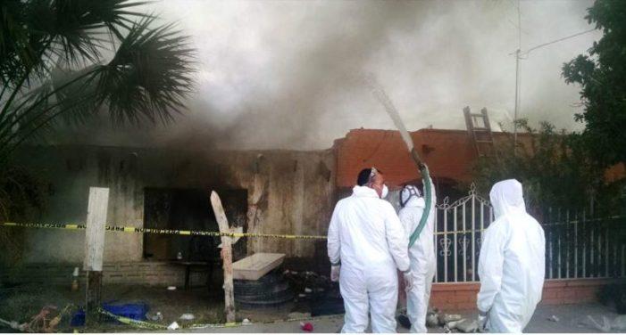 Mueren tres por picaduras de garrapatas en Durango;  la casa fue quemada