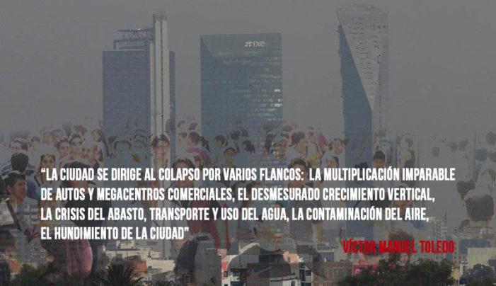 Colapso o sustentabilidad: ¿adónde va Ciudad de México?