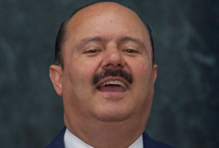 PRI aún no expulsa a César Duarte, su solicitud se mantiene congelada