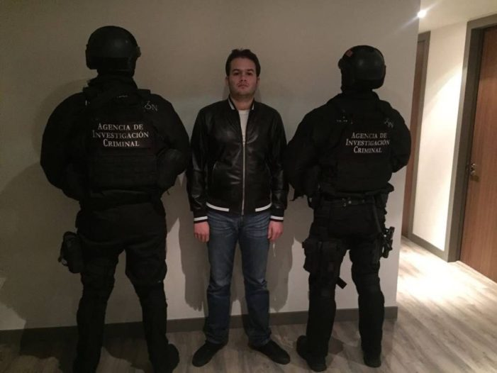 En Santa Fe, capturan a presunto operador financiero de El Chapo