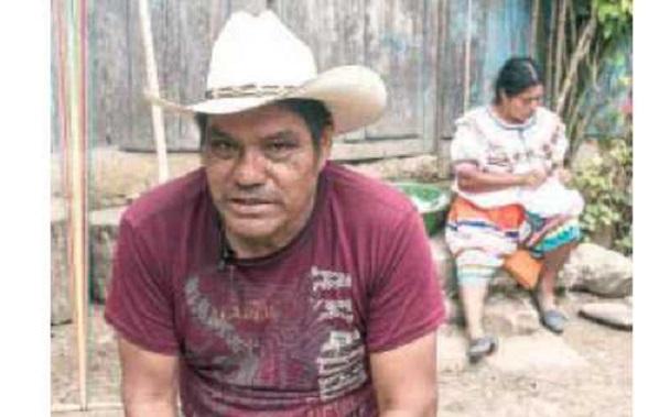 Compró a su esposa por 150 pesos en Chiapas pero no vendería a su hija