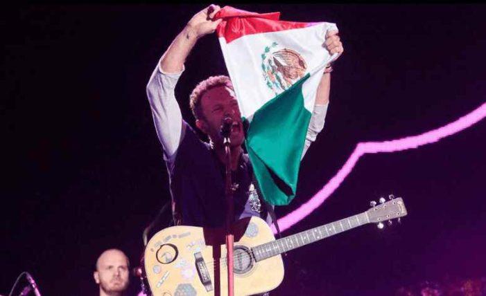 Coldplay se suma a Estamos Unidos Mexicanos, que busca apoyar a damnificados por sismo