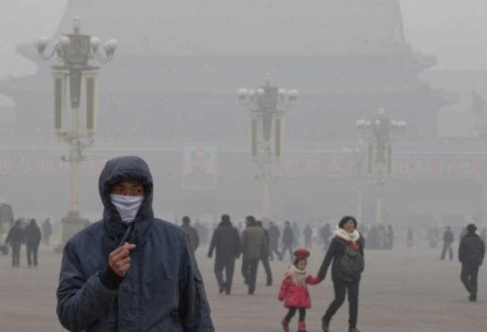 La contaminación mata a más personas que los actos violentos y la hambruna