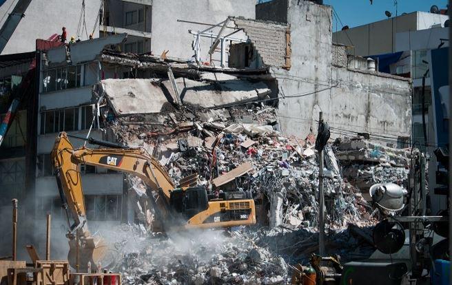 Primera etapa de demolición en la CDMX, serán 13 inmuebles