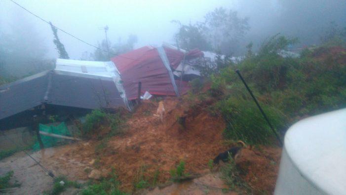 Deslave deja cinco menores indígenas muertos en Chiapas