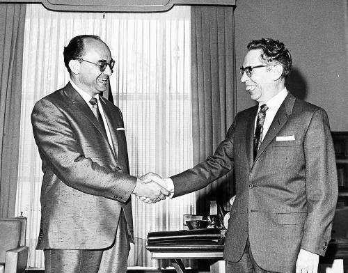 Díaz Ordaz, López Mateos y Echeverría fueron activos trabajadores de la CIA: Archivos de EU