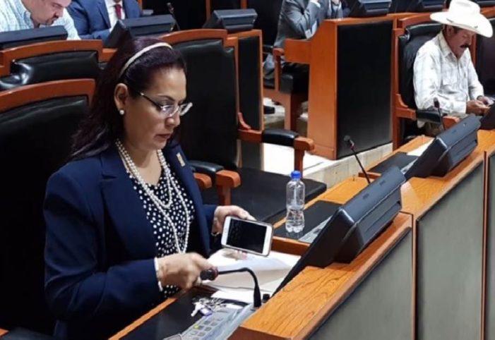 Diputada del PRI en Jalisco dice que si le bajan el sueldo tendrá que robar