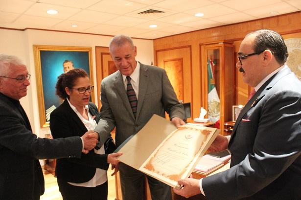 Cámara de Diputados reconoce gran labor de médicos cubanos en el Itsmo