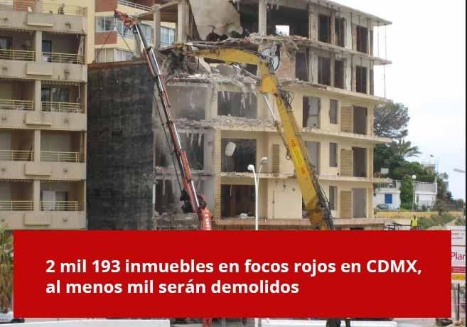 Incentivarán reforzamiento de edificios dañados por sismo