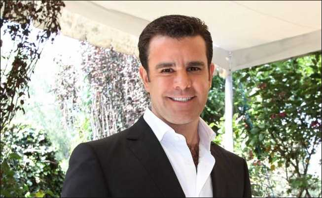 El actor Eduardo Capetillo buscará alcaldía en Estado de México
