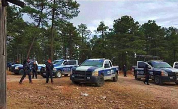 Mueren 5 por enfrentamientos en Chihuahua