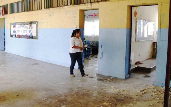 9 escuelas deberán reconstruirse por daños tras sismo en CDMX, 264 más están en riesgo