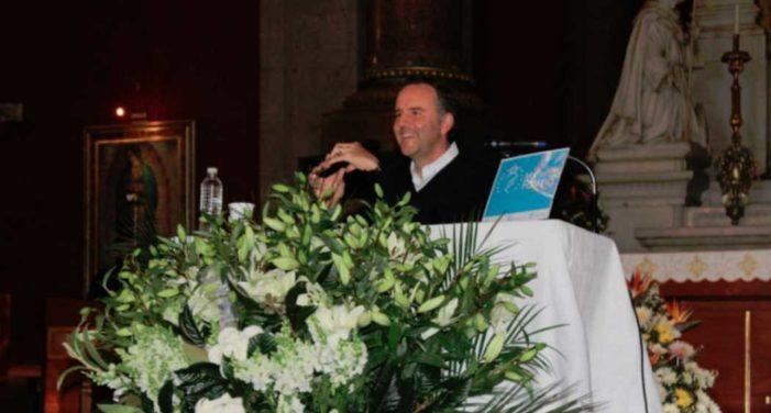 Me opongo al matrimonio gay y al aborto por 'aparición de la Virgen María': Esteban Arce