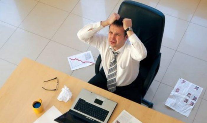 Estrés laboral va en aumento; depresión y ansiedad afectan la capacidad de trabajo: OMS