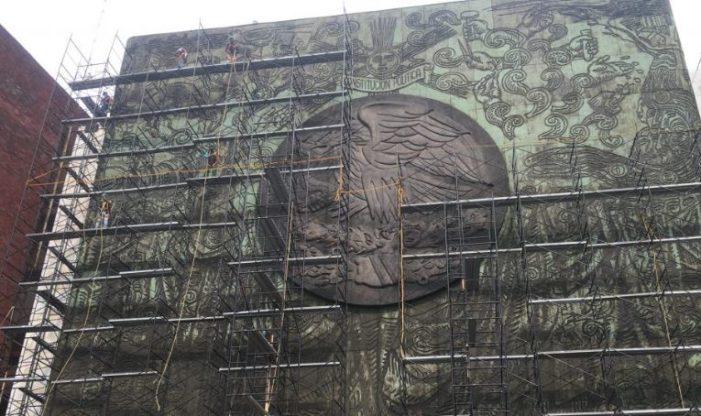 Costará 19 mdp a los mexicanos restaurar fachada de la Cámara de Diputados