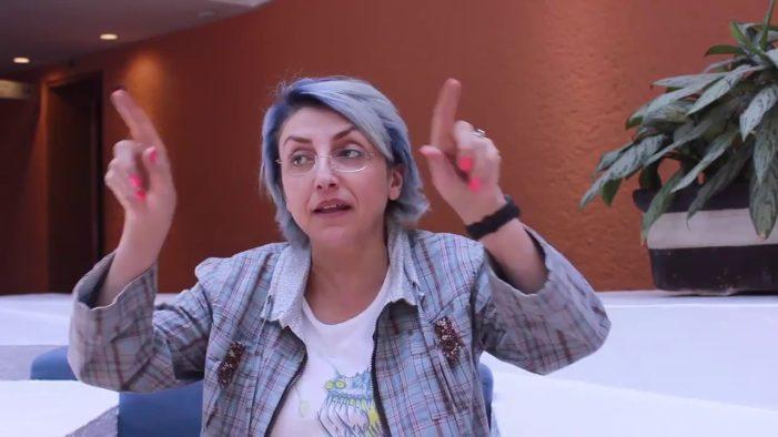 'Si no nos cuida el gobierno, pues a cuidarnos solas': Fernanda Tapia