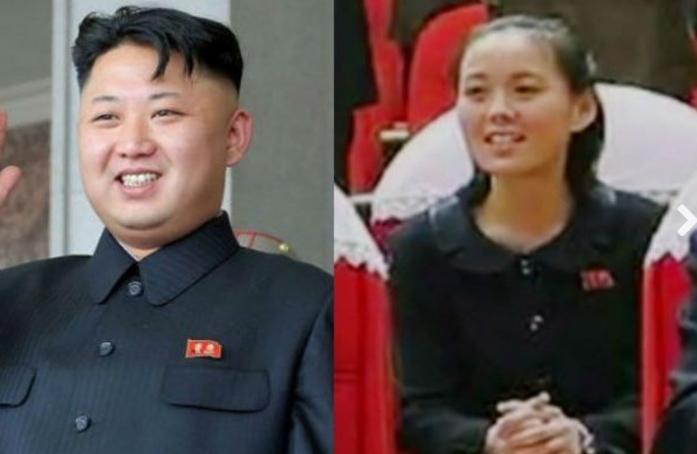 Kim Jong-un convierte a su hermana en la mujer más poderosa de Corea del Norte