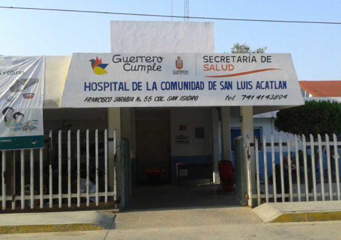 Indígenas de Guerrero no pueden enfermarse fines de semana, centros de salud no funcionan